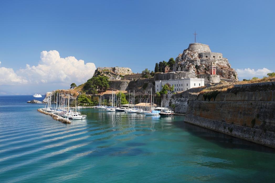 Vacanze estive: Corfu