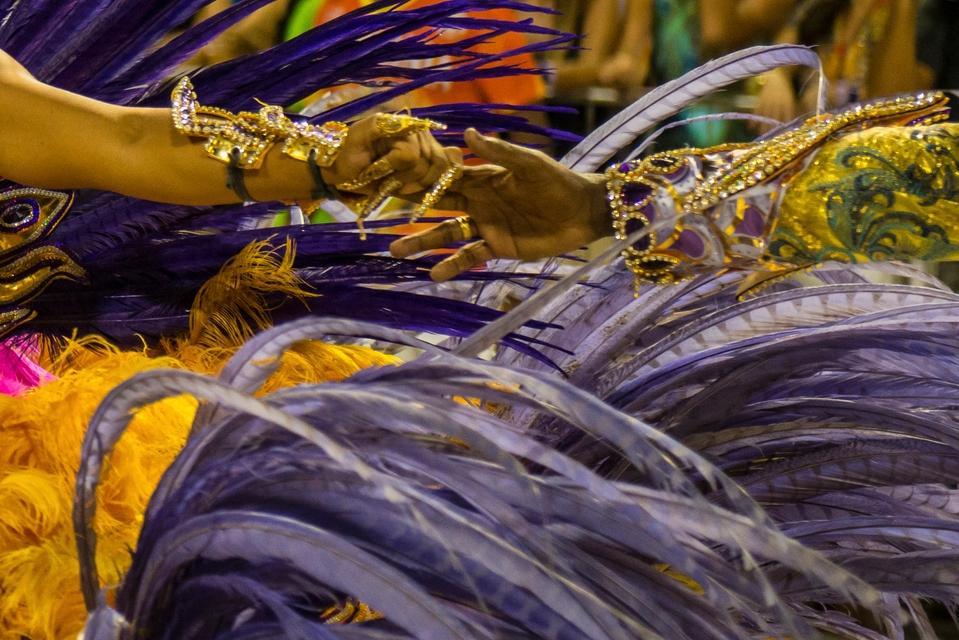 Καρναβάλι, Σάμπα, Ρίο ντε Τζανέιρο