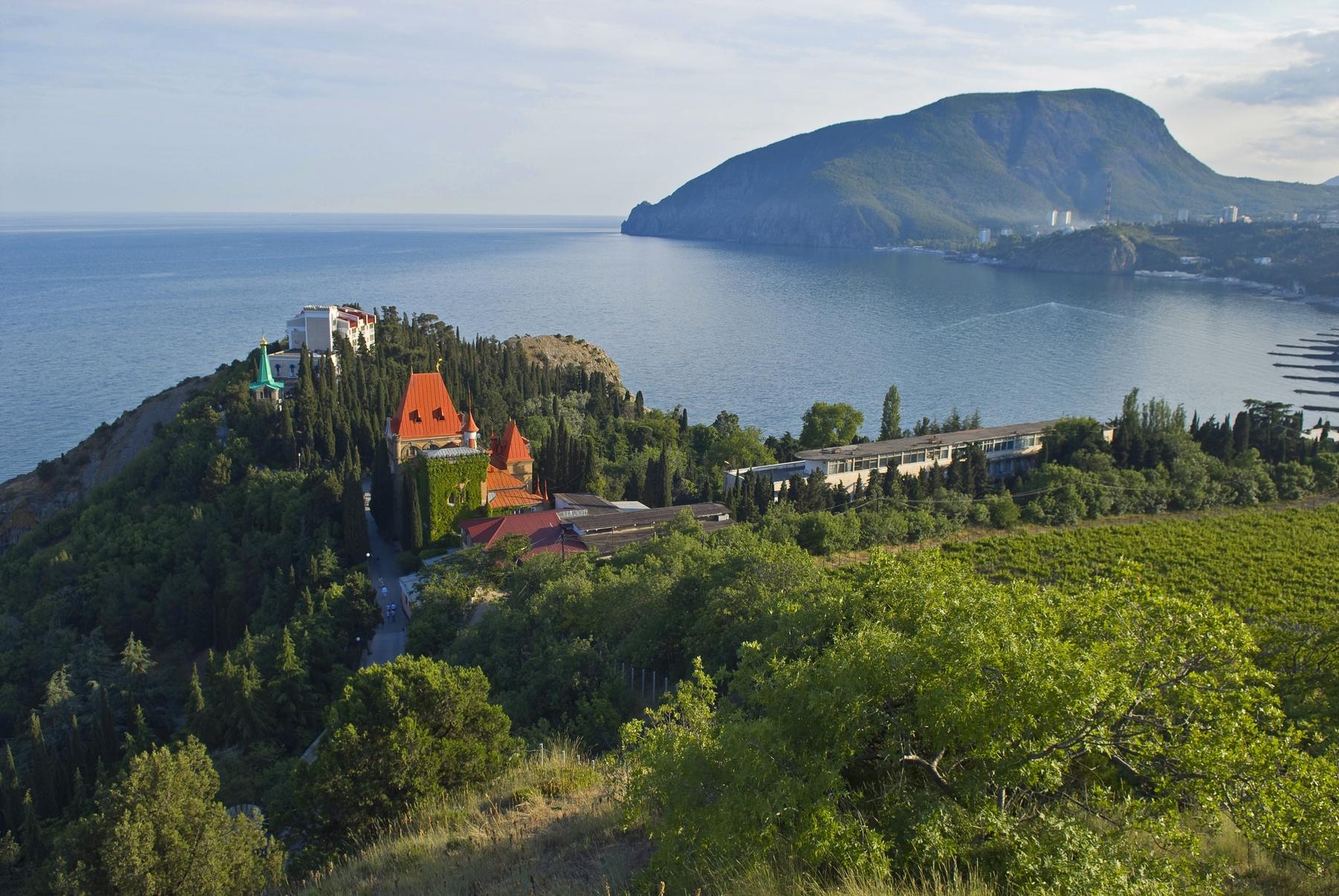 Прелесть походов по Крыму: не нужно обладать специальной подготовкой, чтобы увидеть мир как на ладони