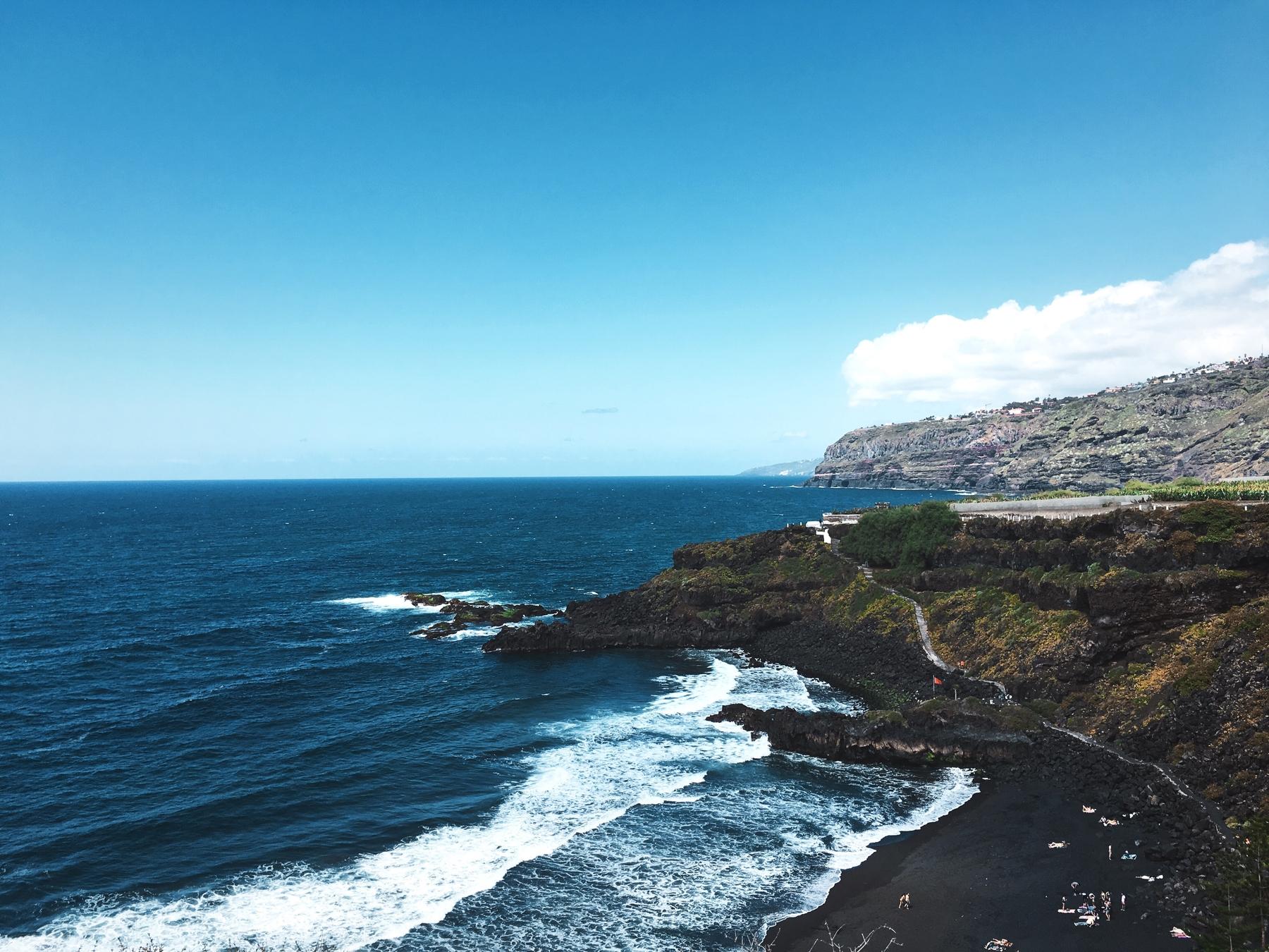 Spiagge di Tenerife: Benijo Tenerife