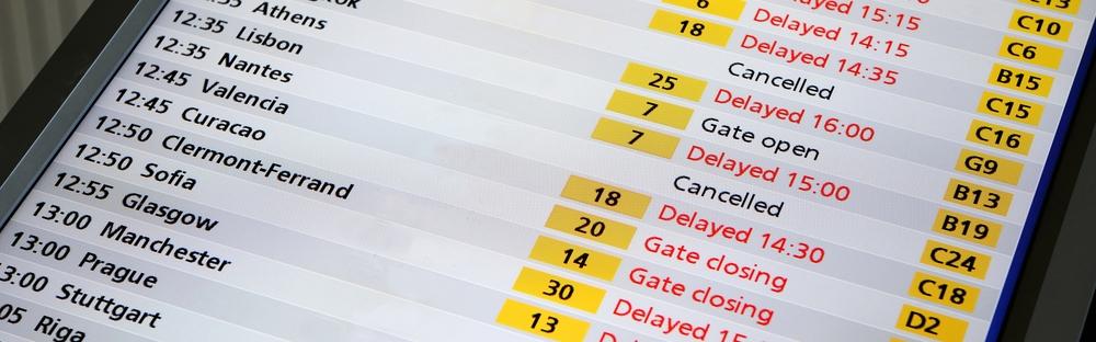 Если авиакомпания отменила рейс защита прав потребителей
