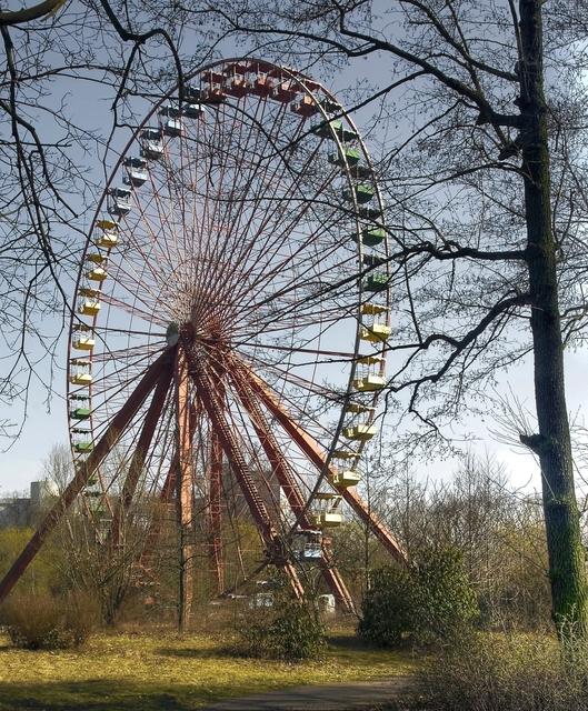 Verlassene Orte: Spreepark Berlin