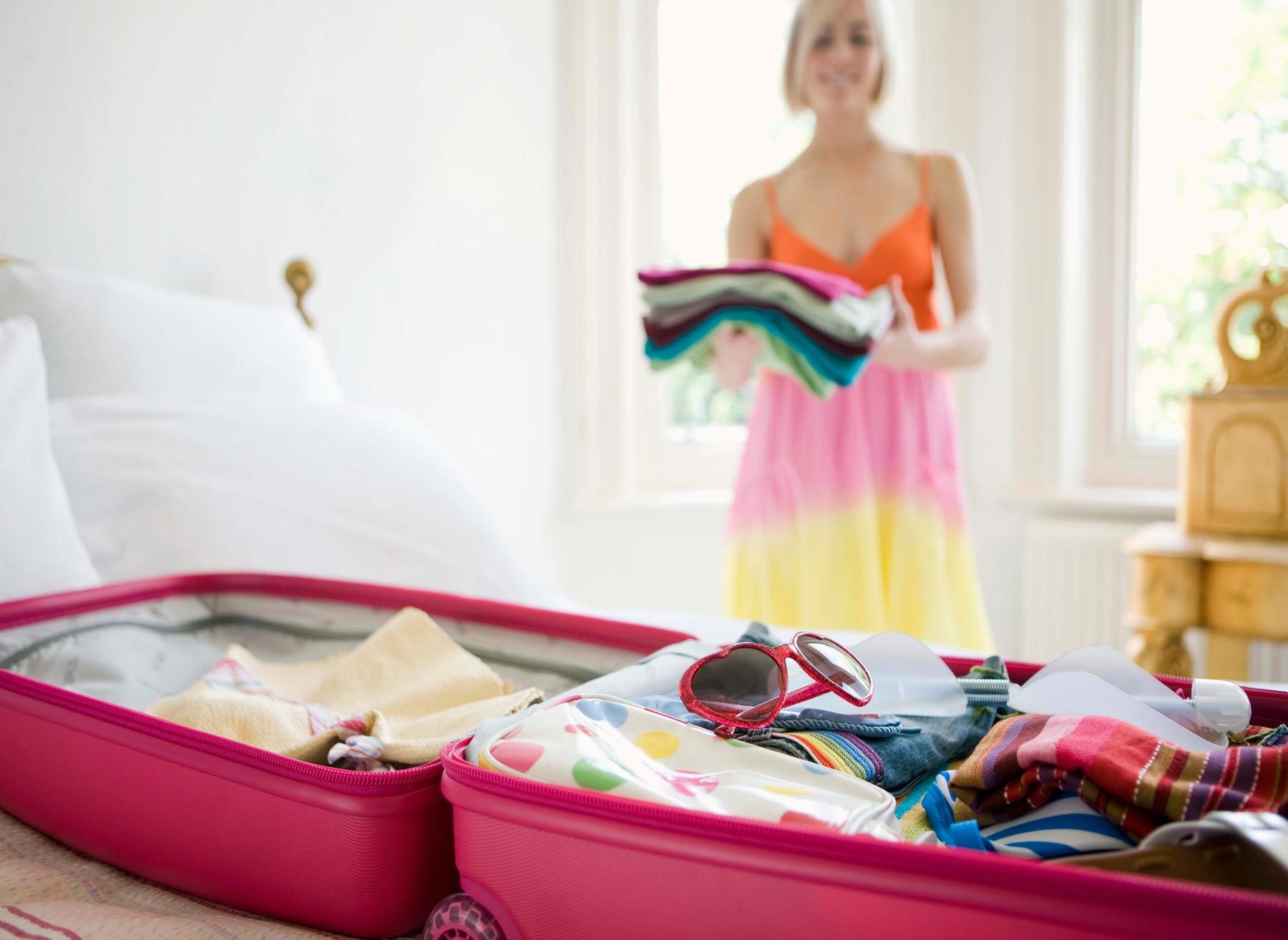 制定旅行清單和收納行李一直都是一門學問