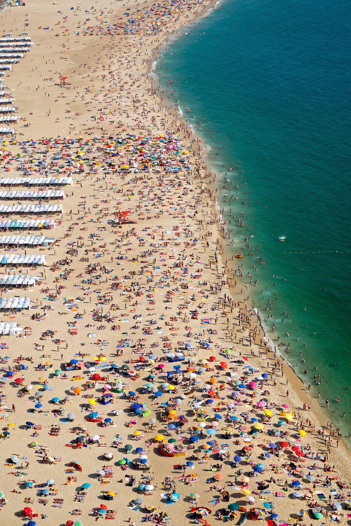 Португальские пляжи: Назаре