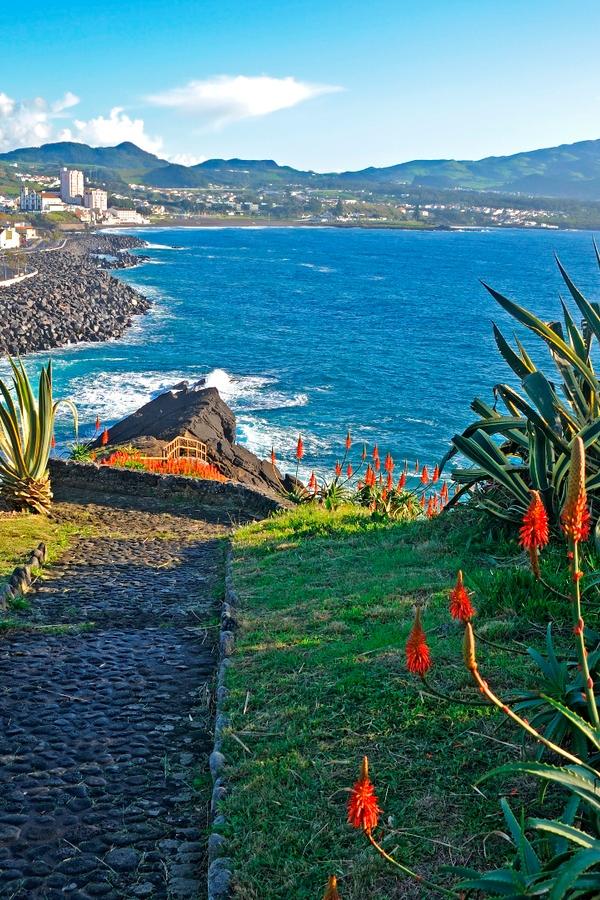 Azoren: Insel São Miguel