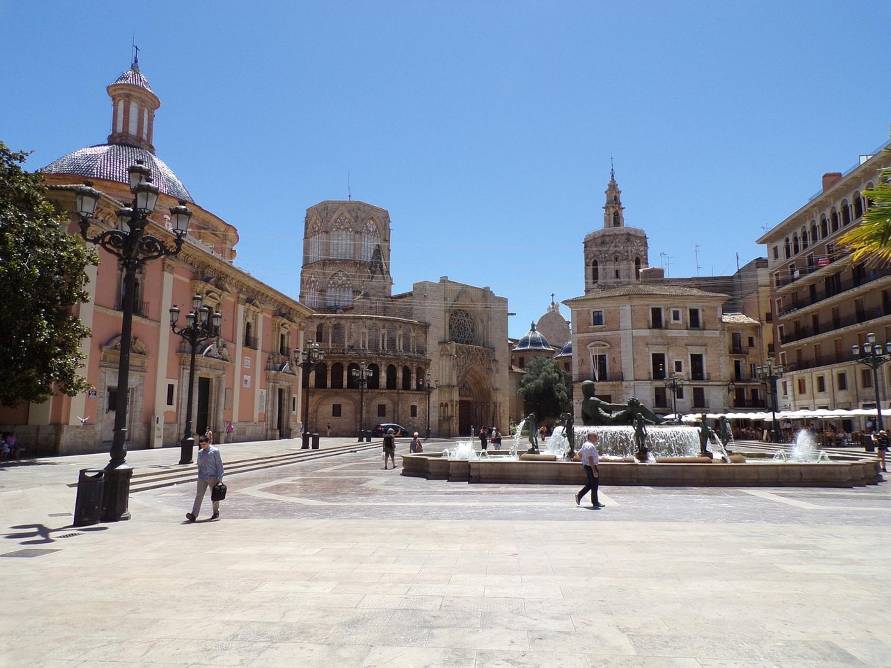 Plaza de Valencia