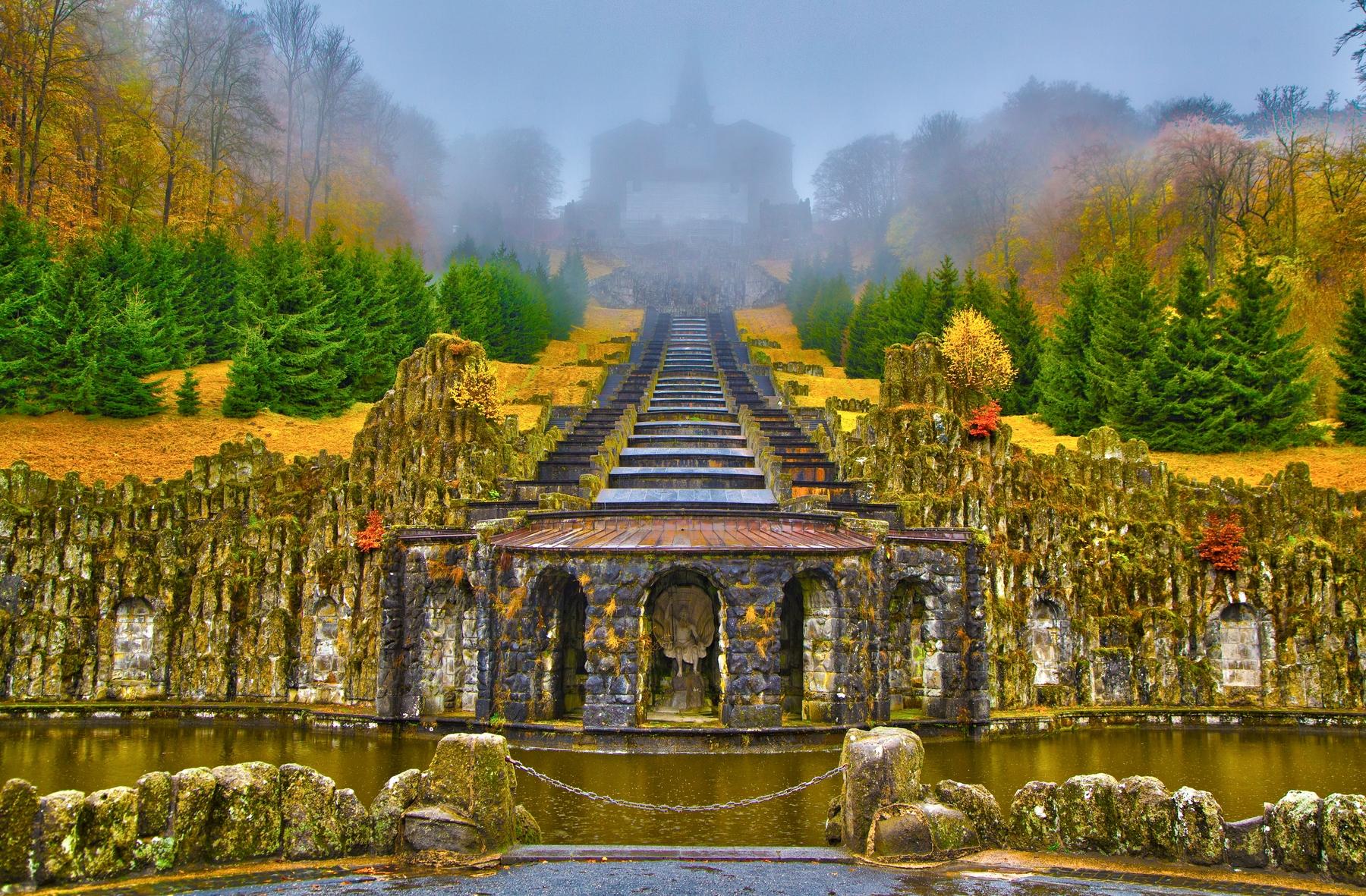 Burgen und Schlösser in Kassel