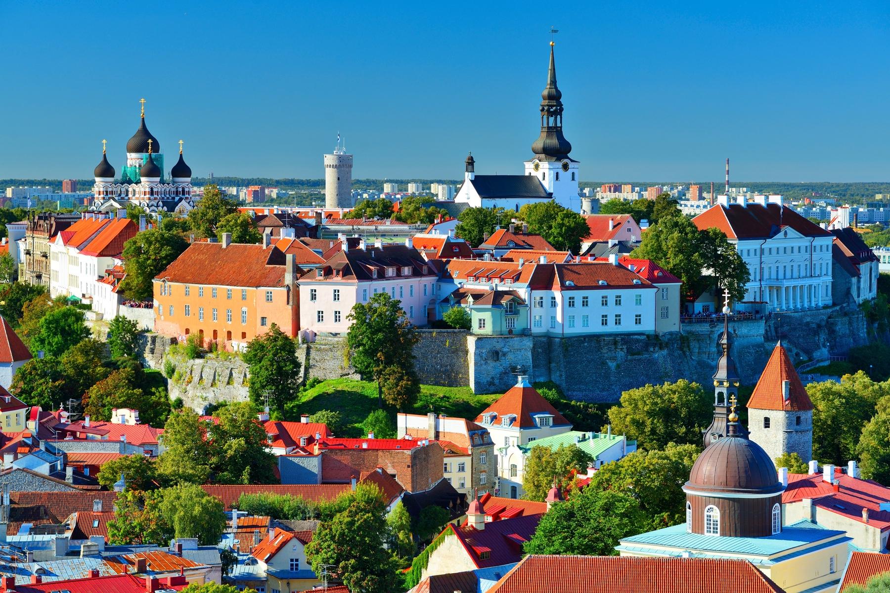estonia: niente restrizioni per turisti vaccinati