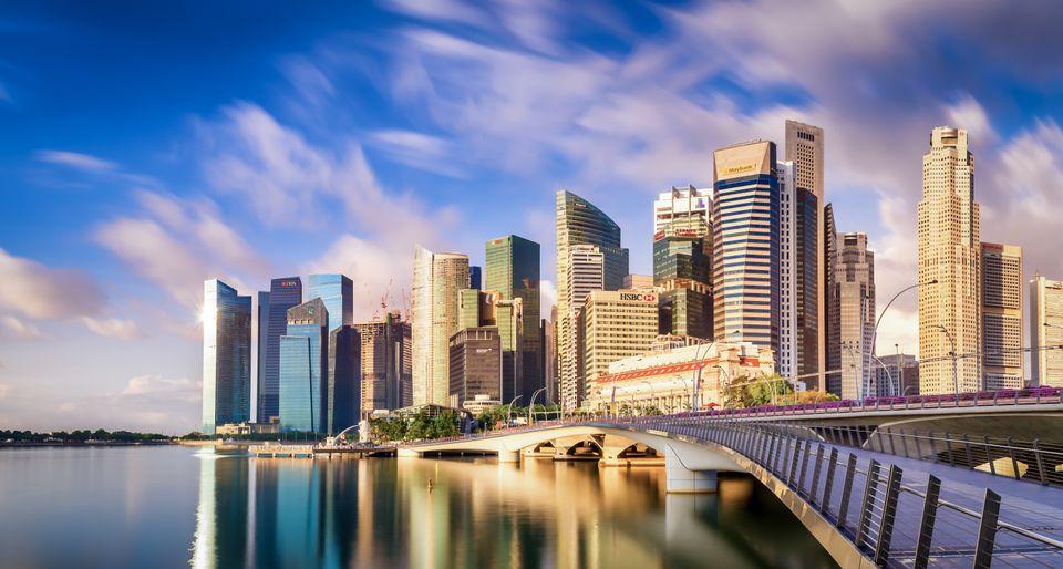 Ουρανοξύστες δίπλα στο νερό - ταξίδι στη Σιγκαπούρη