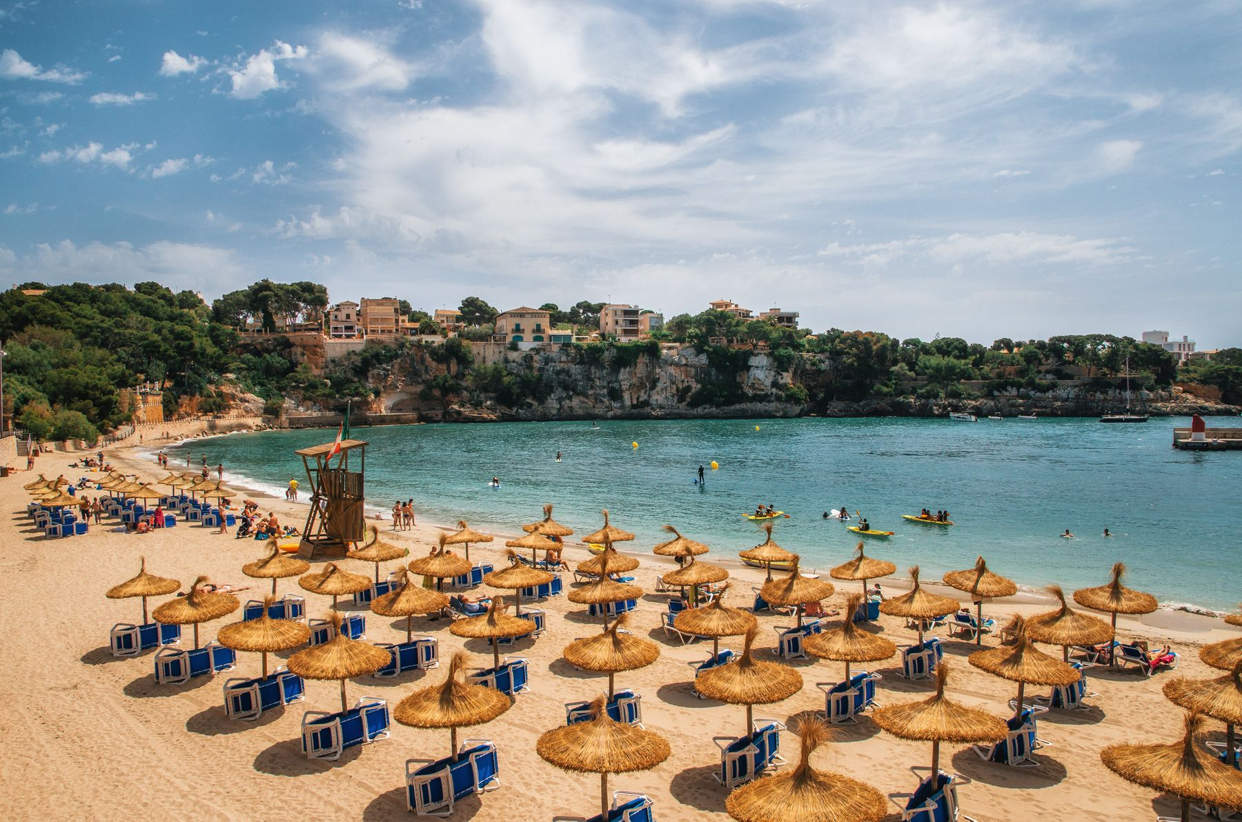 Majorca is one of the destinations you can virtually travel to by means of travel shows on Netflix and other platforms