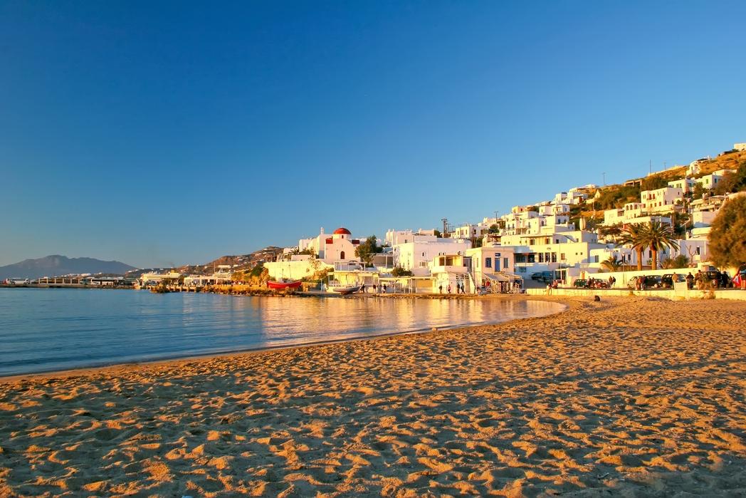 Aeroporti sulle isole greche: Mykonos