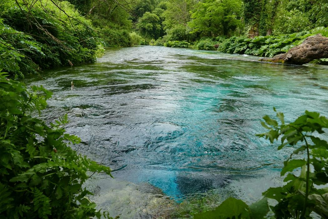Albania wakacje, Błękitne Oko