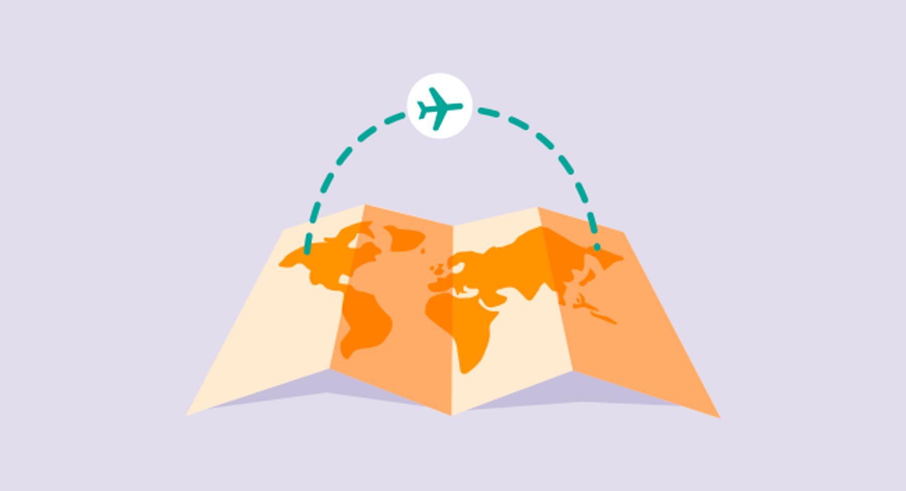 Skyscanner facilite la réservation des voyages flexibles