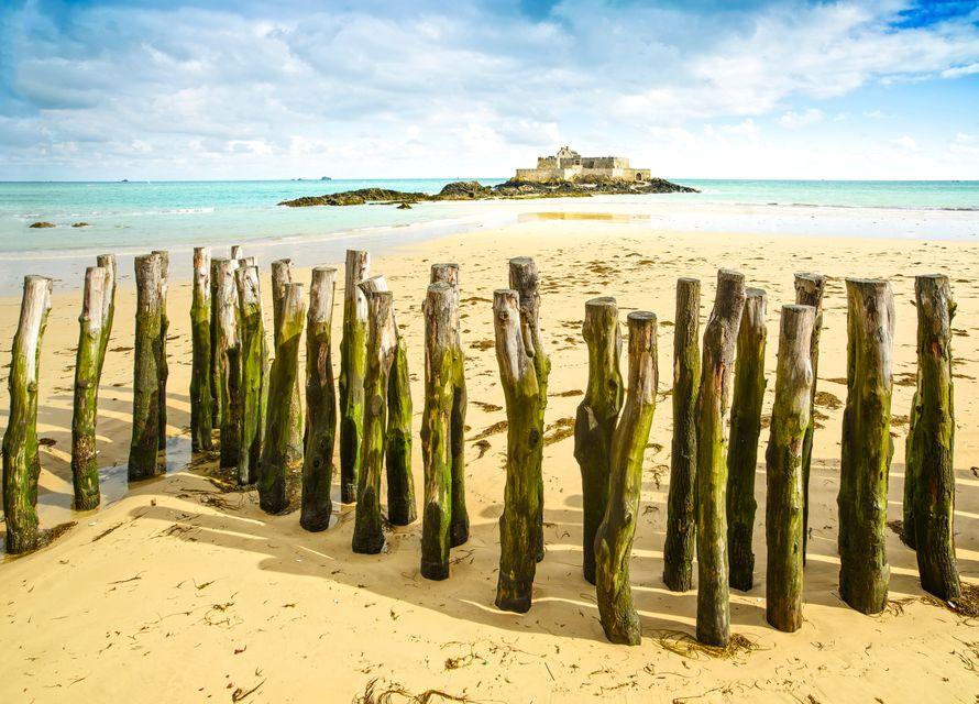 Saint Malo, Bretaña