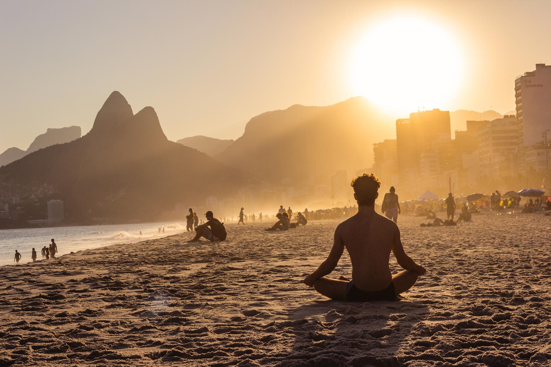 Отдых на море зимой — куда поехать. Пляжи Рио-де-Жанейро в Бразилии