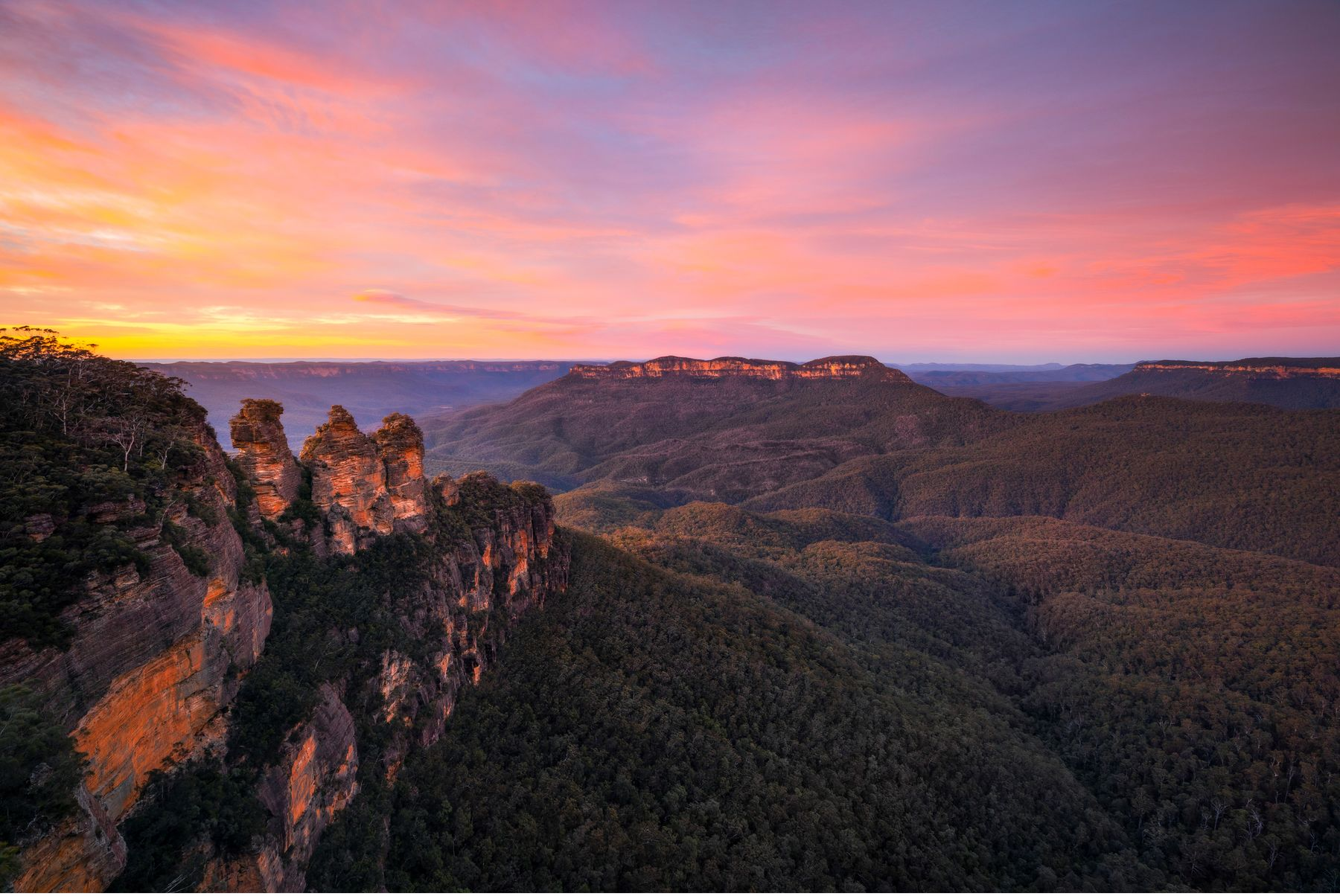 Staycation ideas: Blue Mountains, NSW