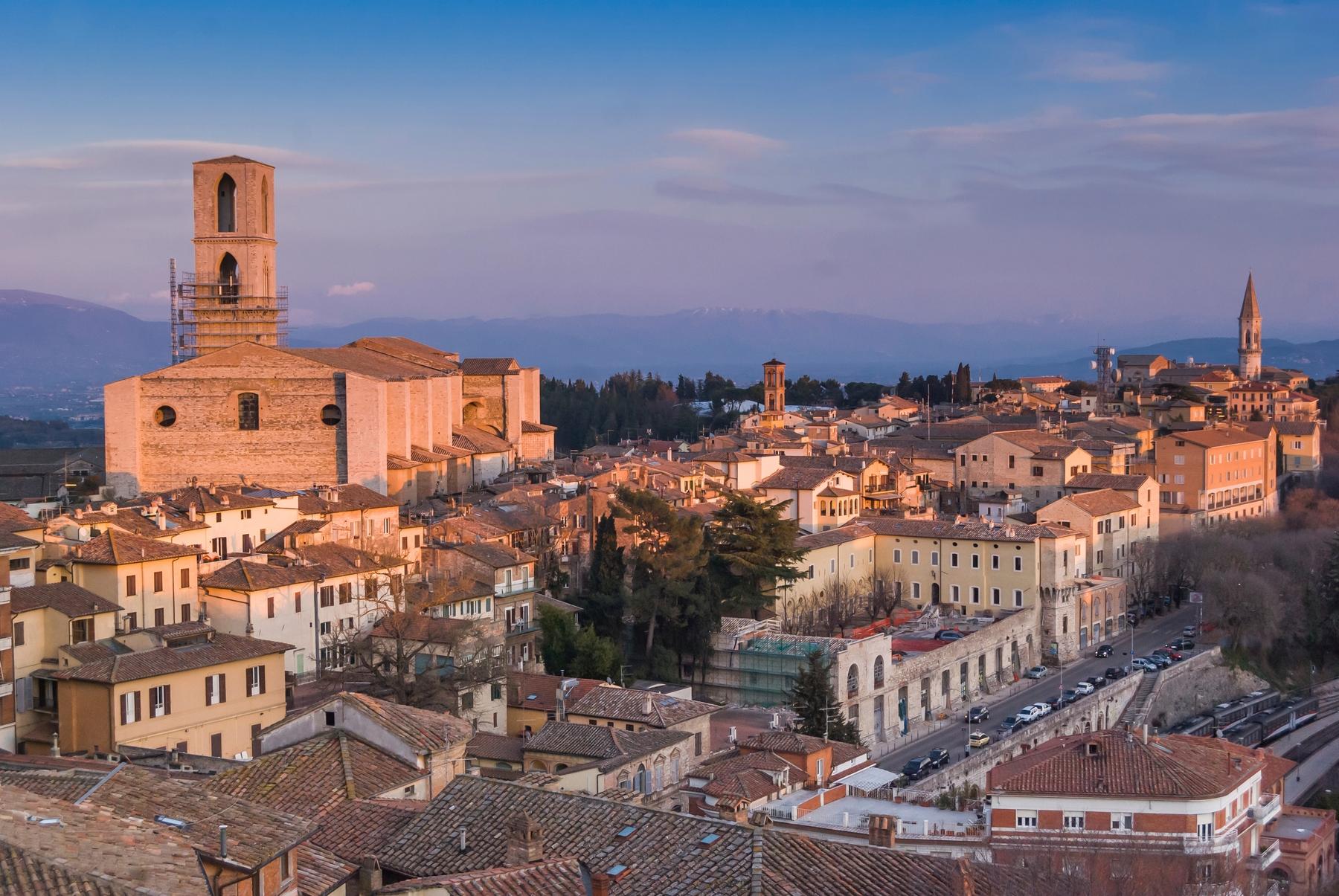 posti da visitare in Umbria: Gubbio