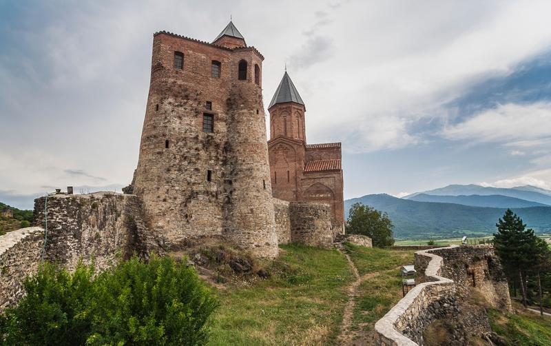 Viaggio in Georgia: Telavi