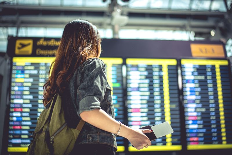 海外旅行 乗り継ぎ便
