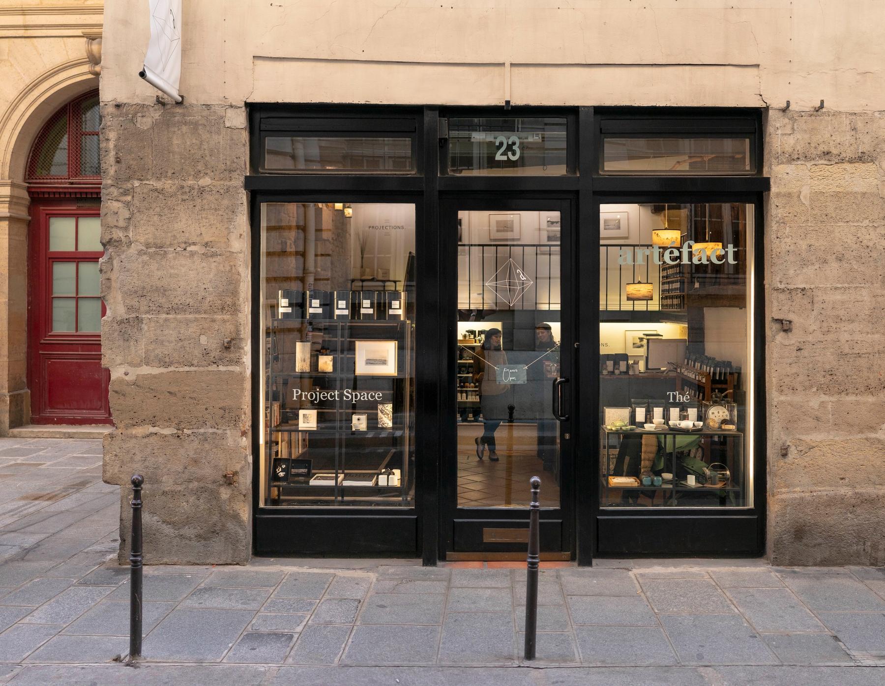 Artefact Paris