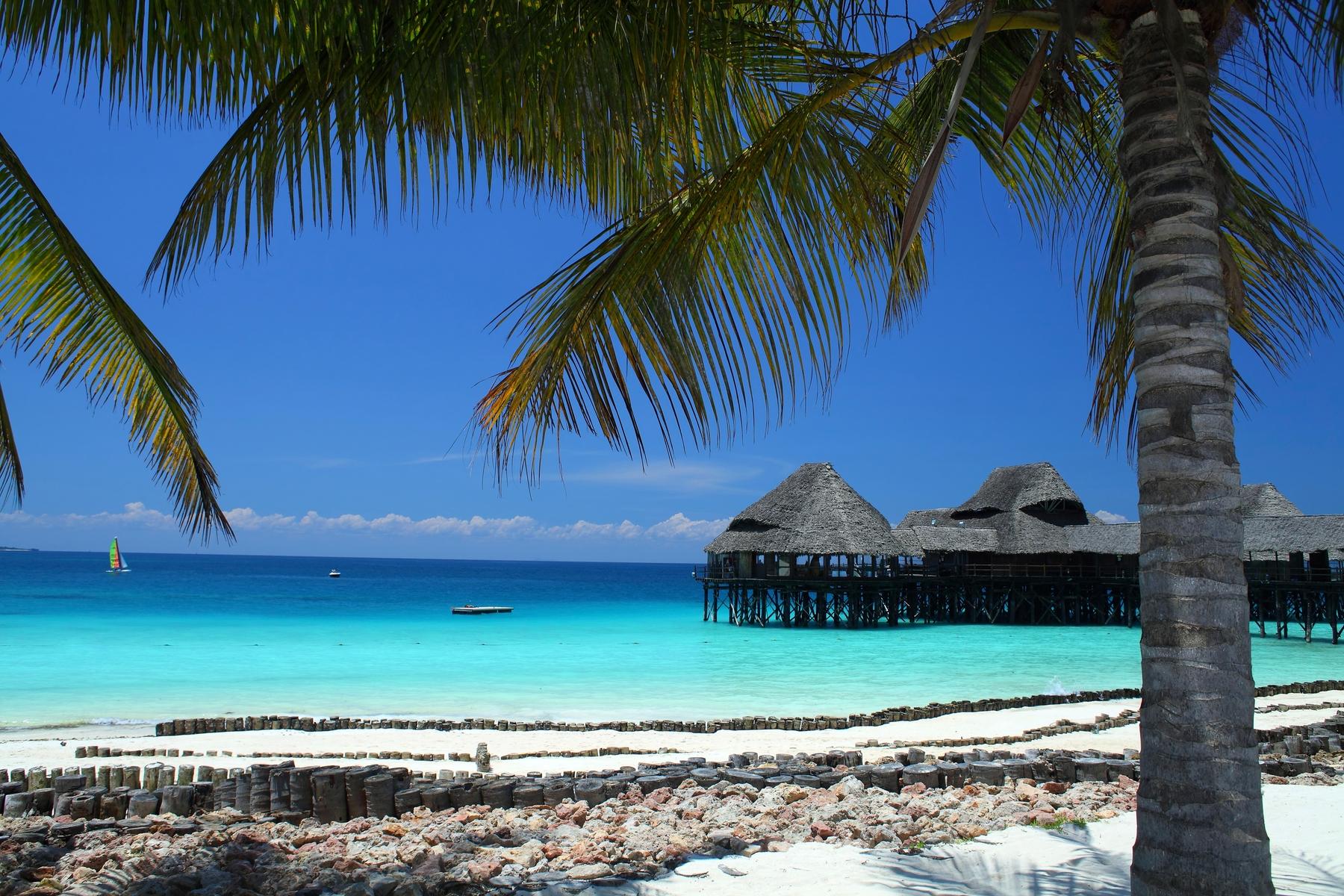 Zonvakantie in maart: vakantie Zanzibar