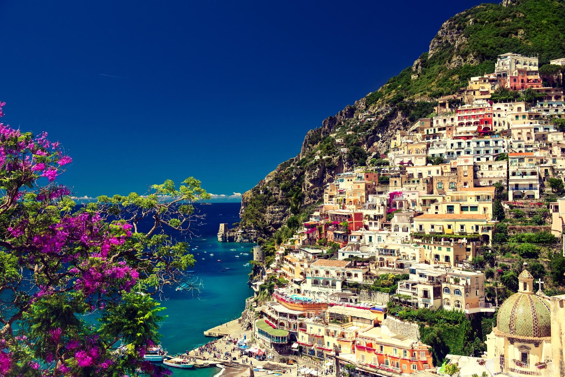 Traumurlaub an der Amalfi Küste