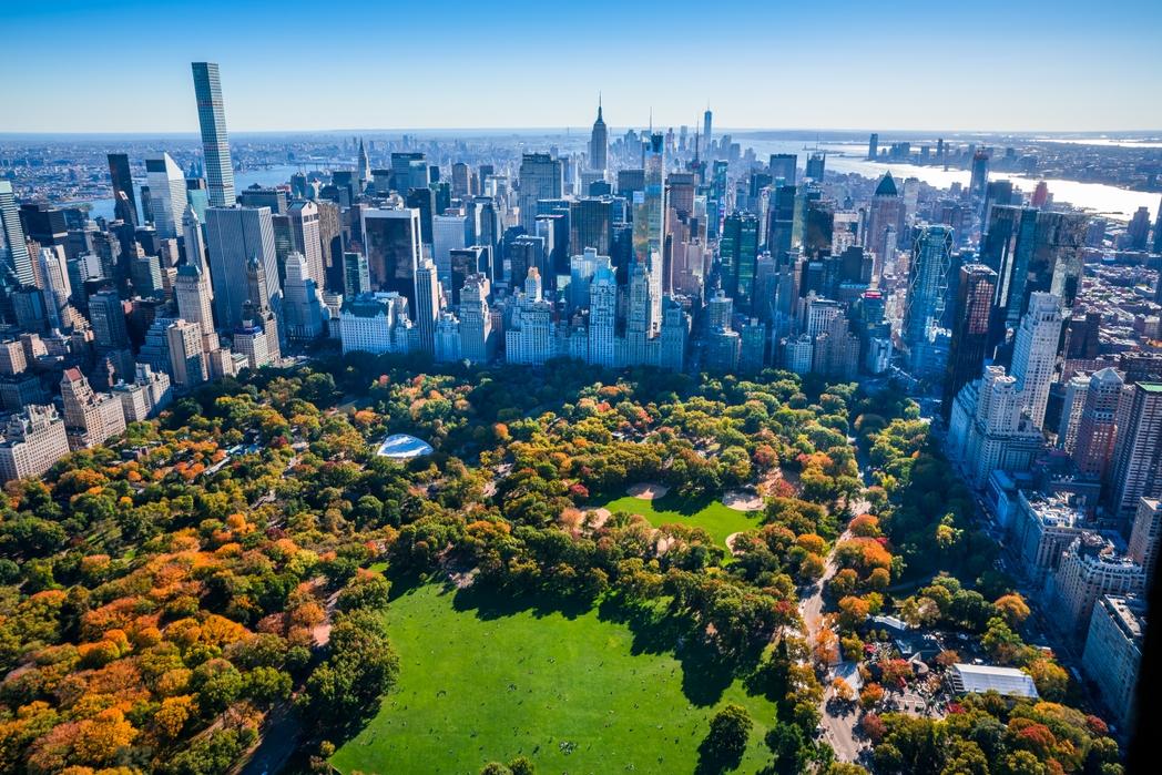 Manhattan, New York - cheap flights to the USA