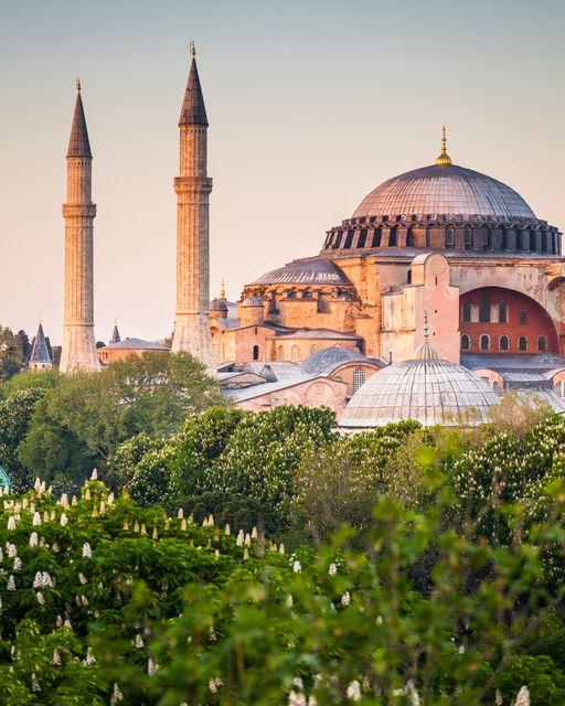 Die schönsten Reiseziele am Schwarzen Meer: Istanbul, Türkei