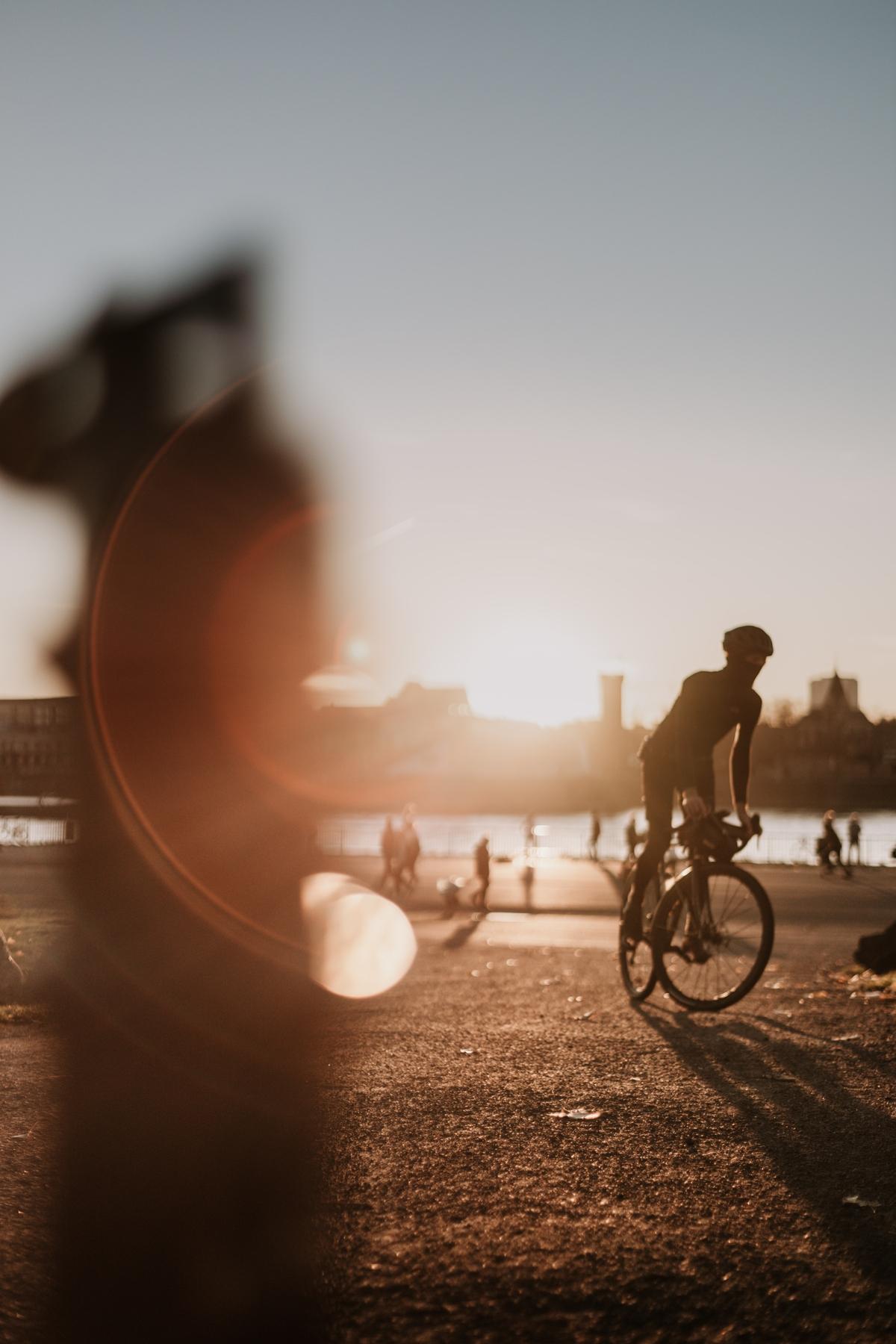 Köln lässt sich super mit dem Fahrrad erkunden