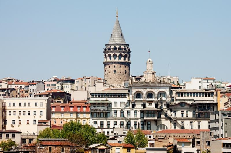 Torre di Galata, Istanbul