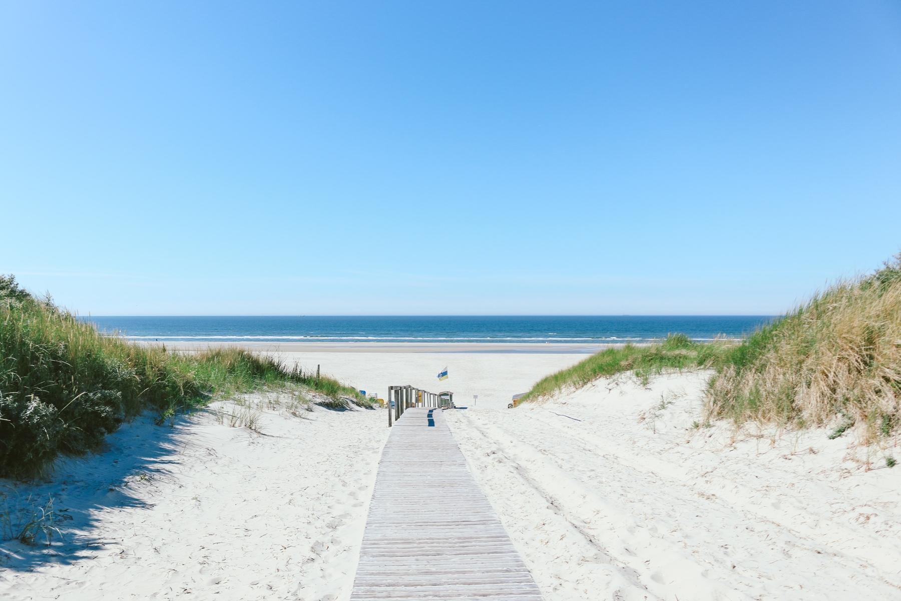 Perfekt für einen Osterurlaub 2021: Langeoog
