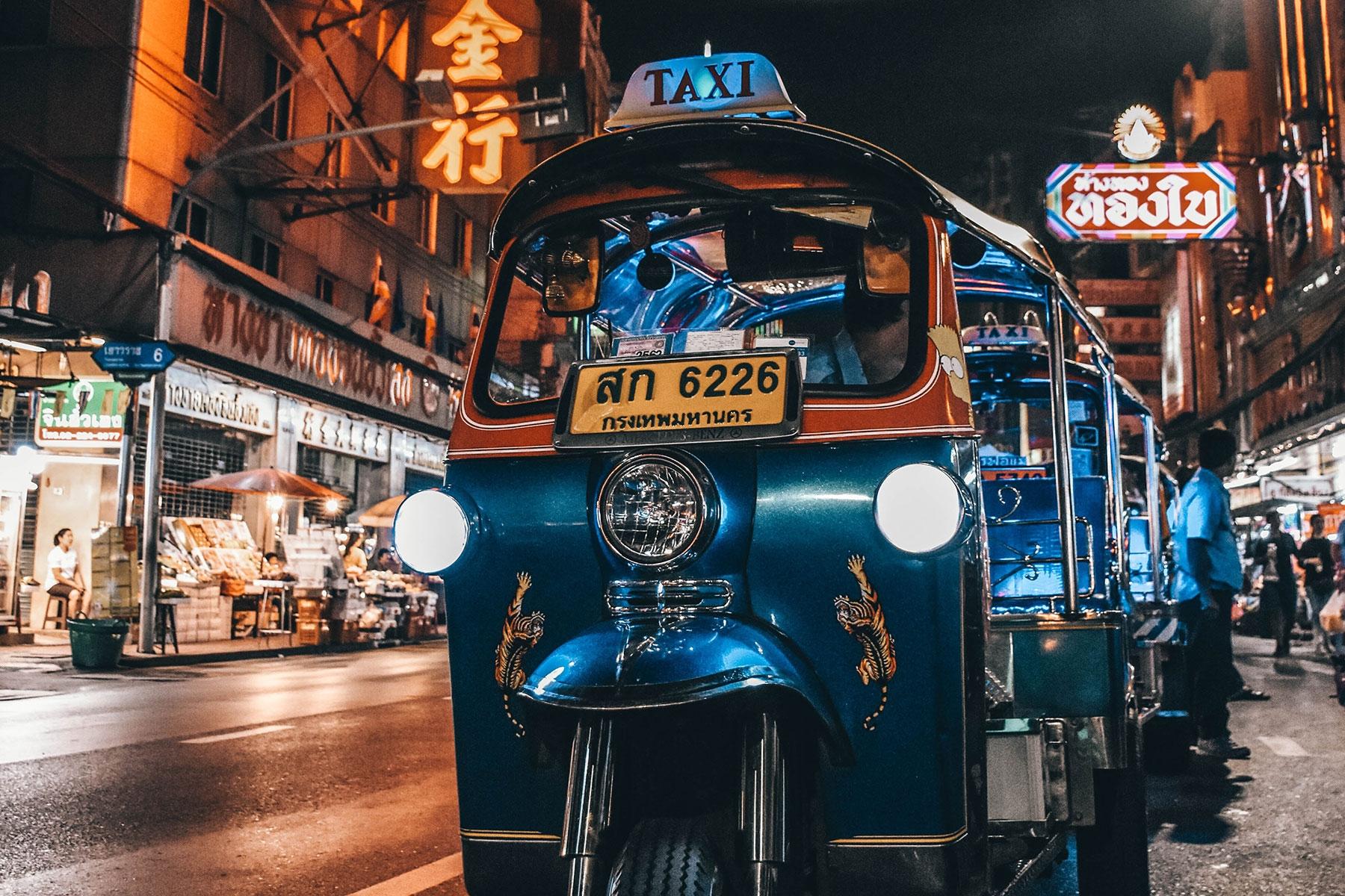 泰國在2020年7月起有限度放寬入境管制。
