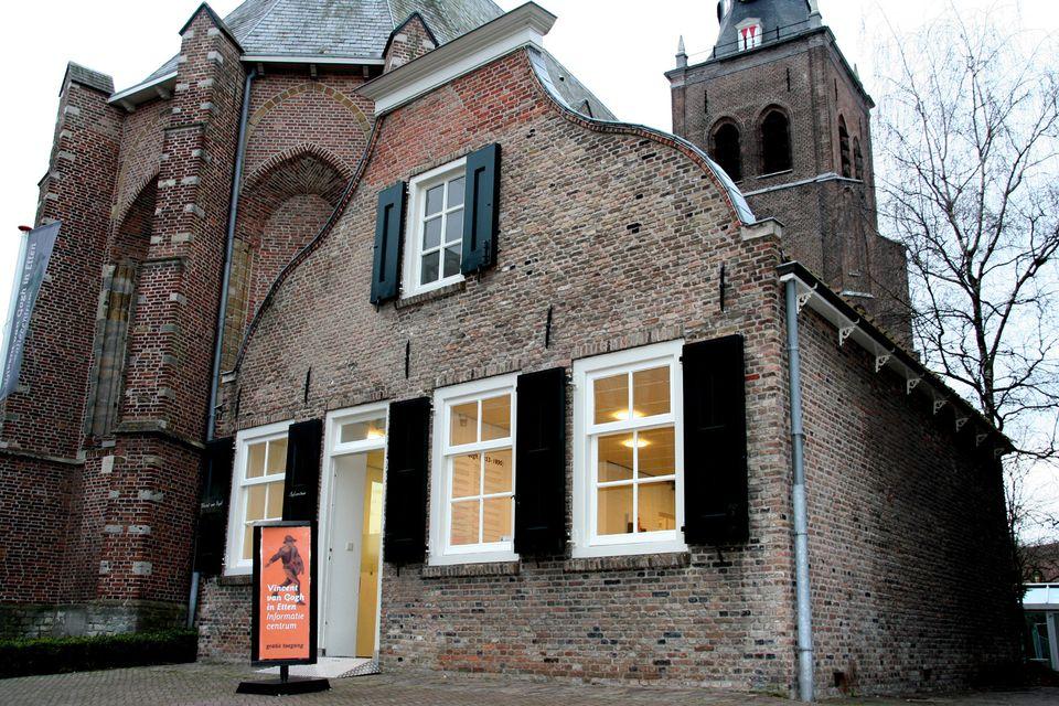 Centro de Información Van Gogh en Etten-Leur © Holland.com