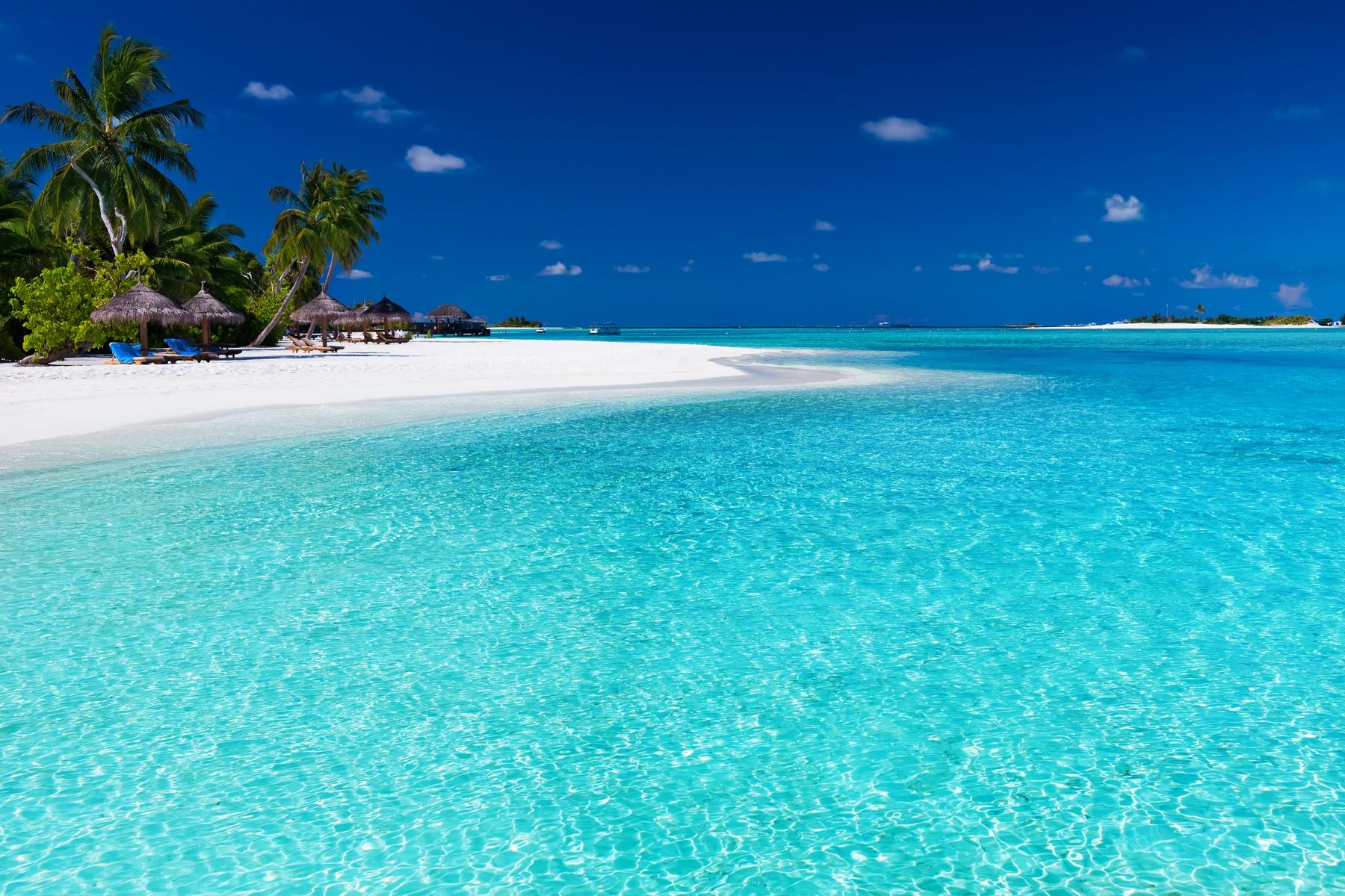 Resort in the Maldives - Ireland Public Holidays 2020