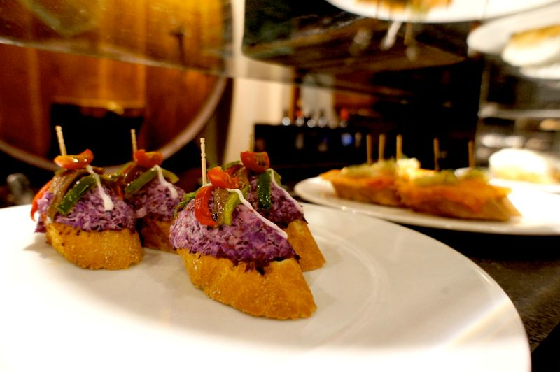 Best things to do in Madrid: Tapas in La Latina