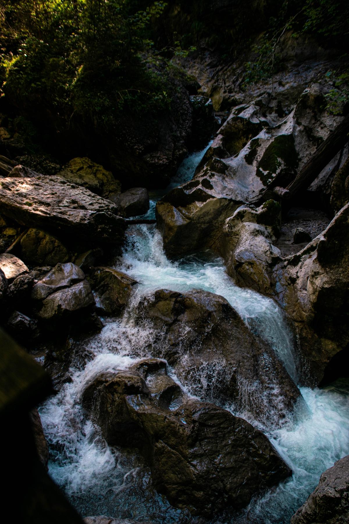 Ein wahres Naturhighlight: die Seisenbergklamm
