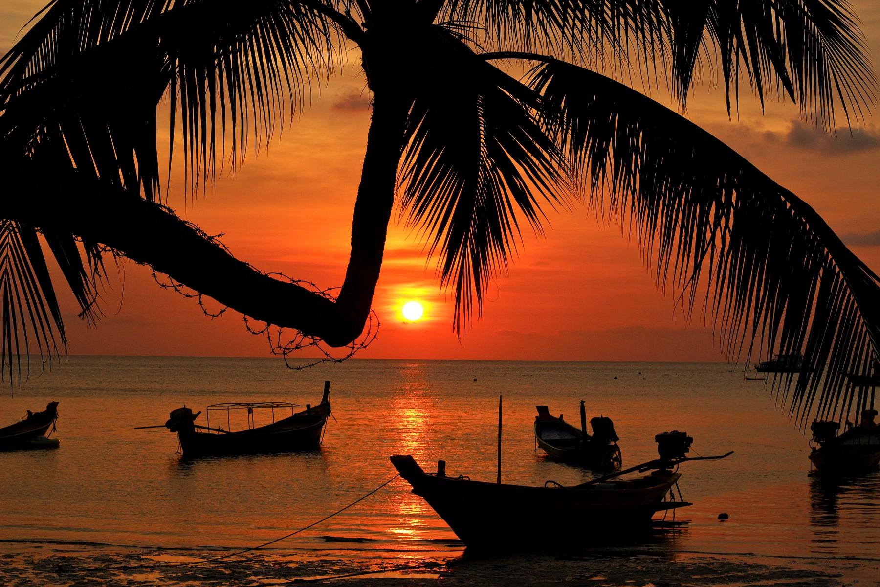 Сколько стоит отпуск на острове Ко Тао, Таиланд