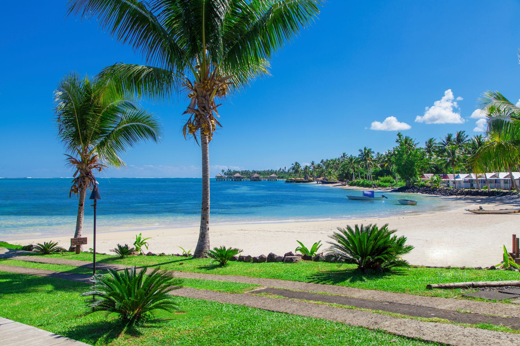 Unexpected places to travel Samoa