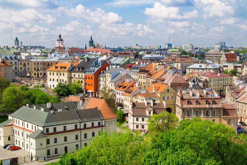 W Lublinie Twoje dziecko przeżyje fajną majówkę.