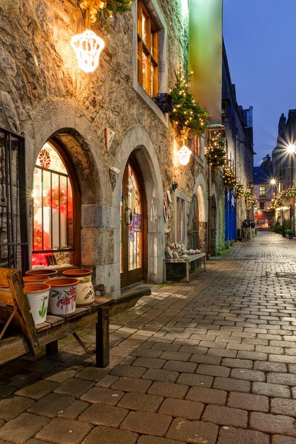 Die schönsten Städte Irlands: Galway