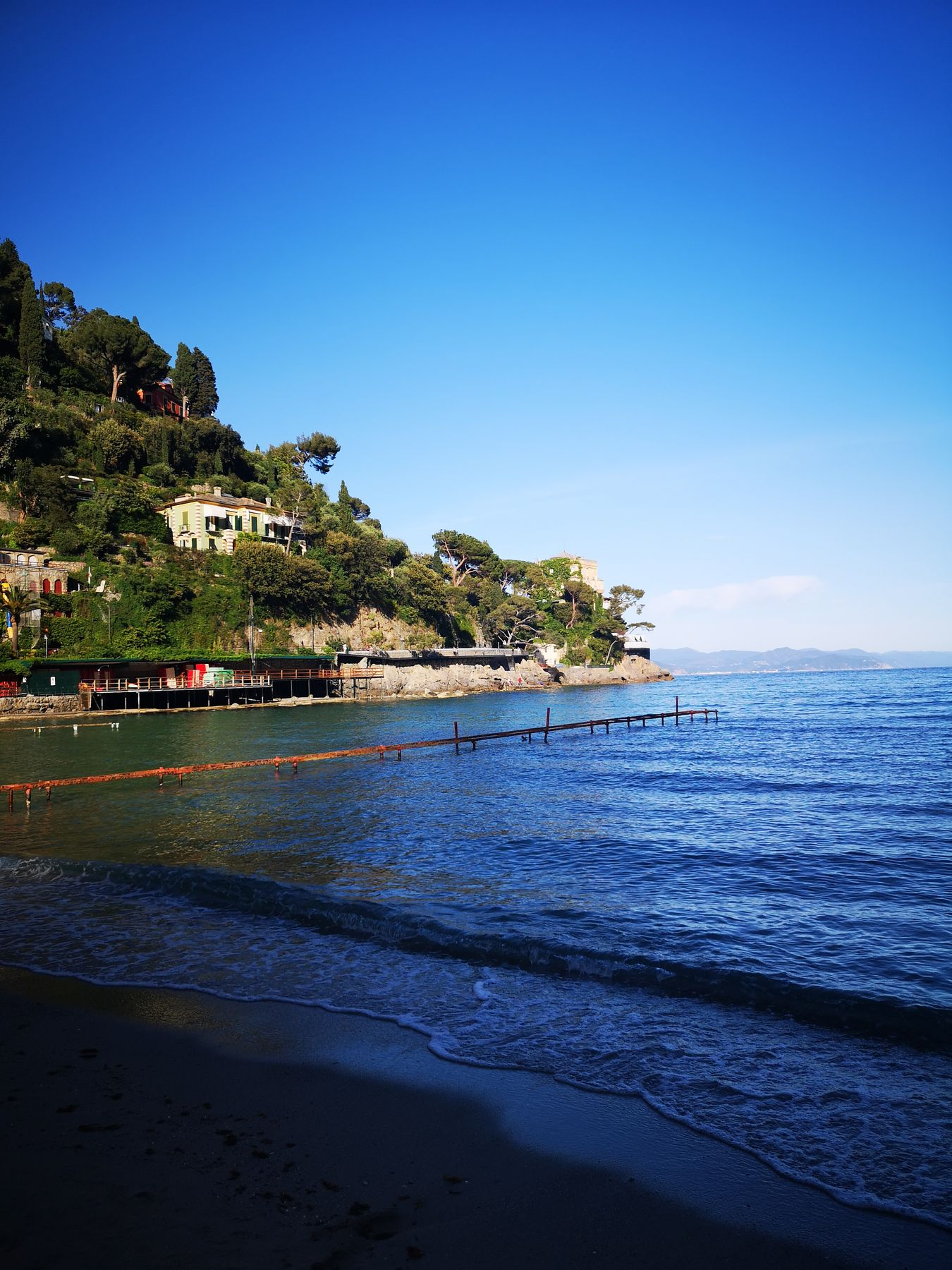 Spiagge della Liguria - Baia di Paraggi