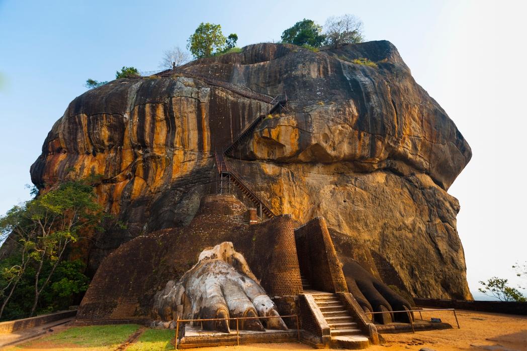 When to visit Sigiriya
