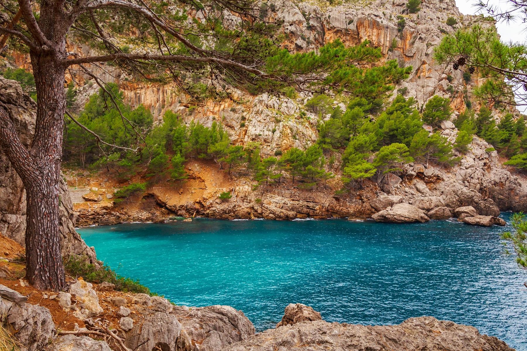 Sa Calobra es una de las calas más bonitas de Mallorca, ¡solo hay que verla!