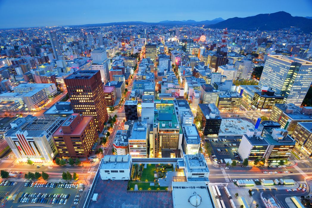 Sapporo - Best time to visit Northern Japan