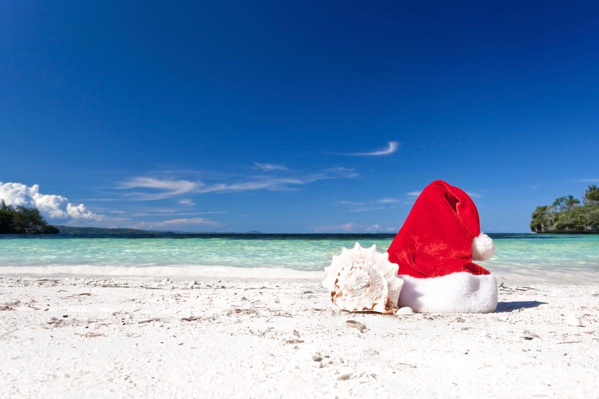 Weihnachtsmann Weltweit