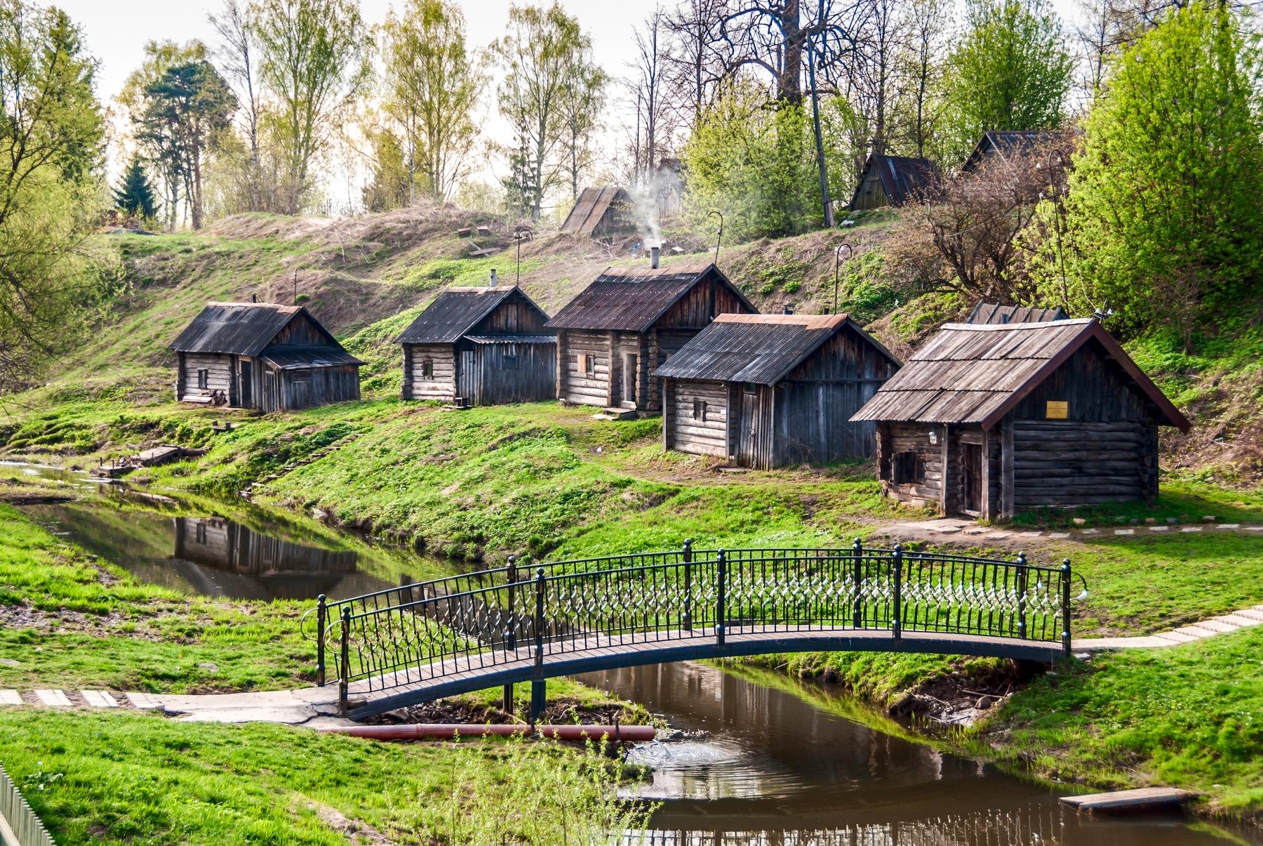 Стейкейшен: путешествия по России. Вятское