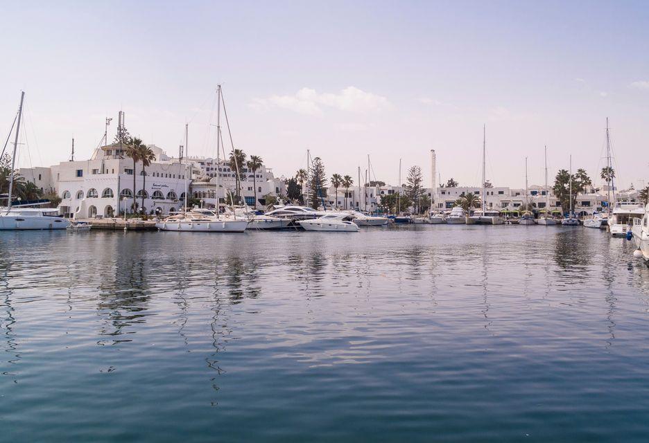 Λιμάνι στην Καρχηδόνα, Τυνησία - city-hopping στη Βόρεια Αφρική