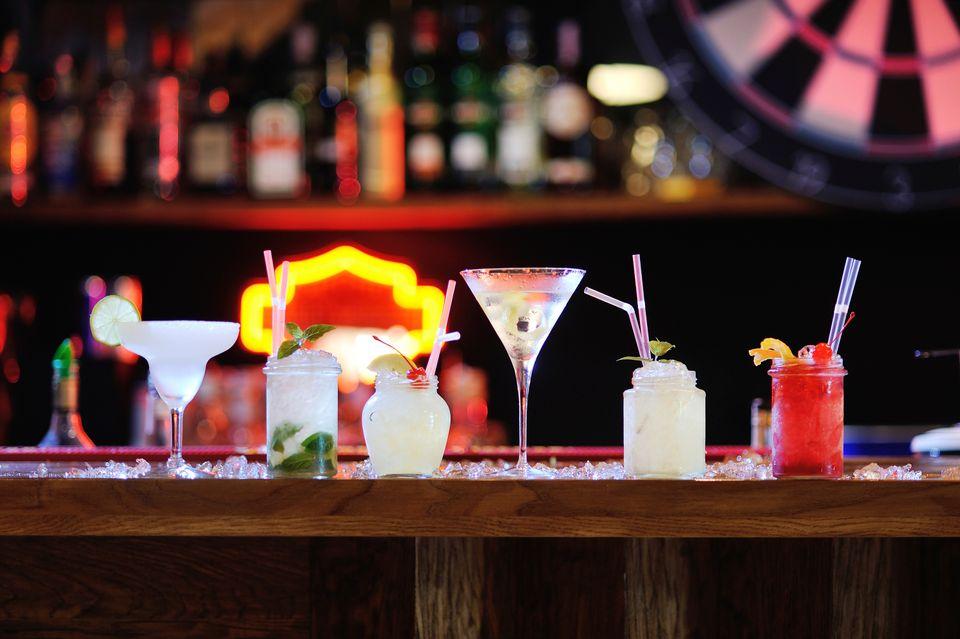 Κοκτέιλ σε μπαρ