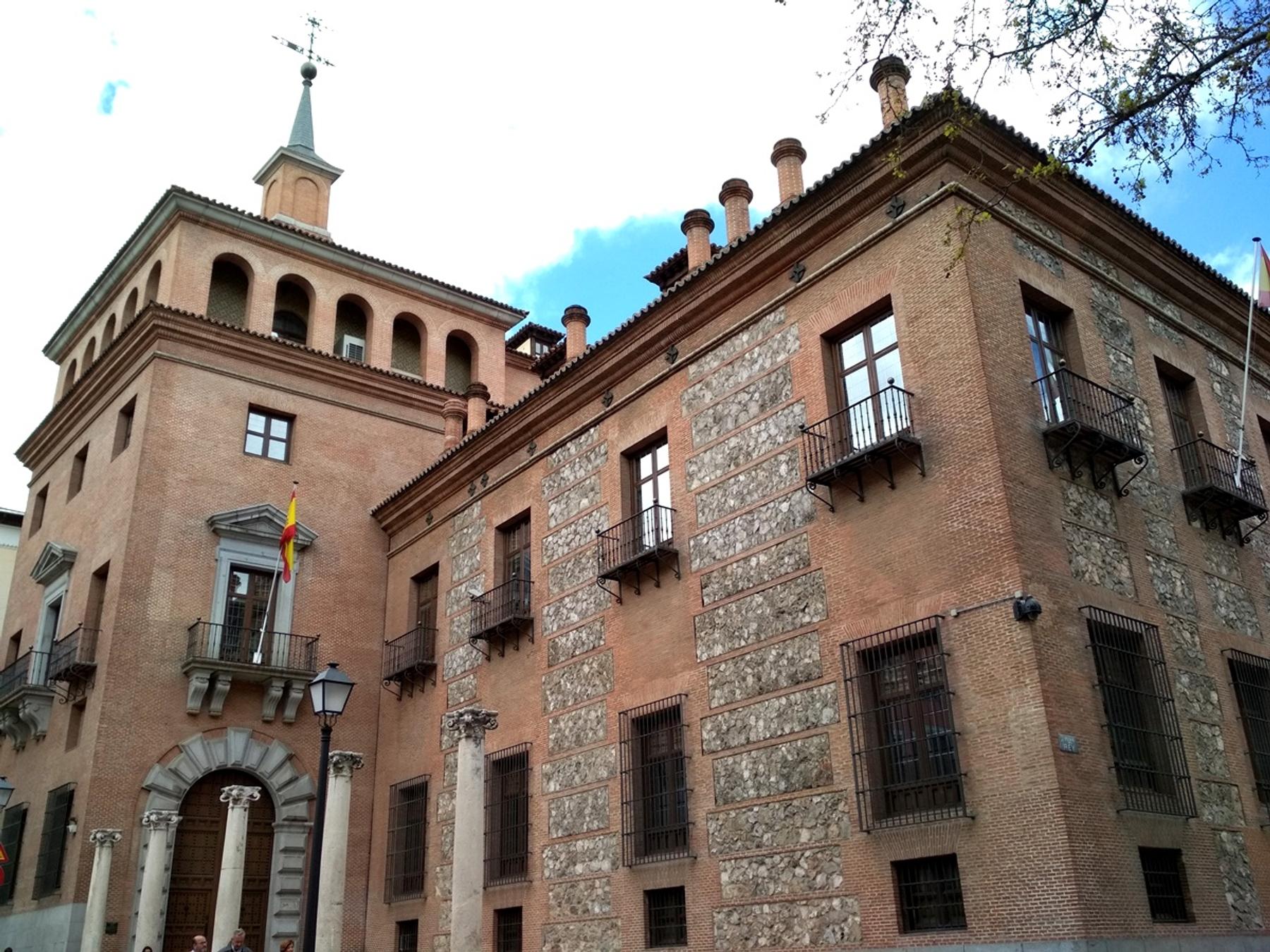 Casa 7 Chimeneas Madrid