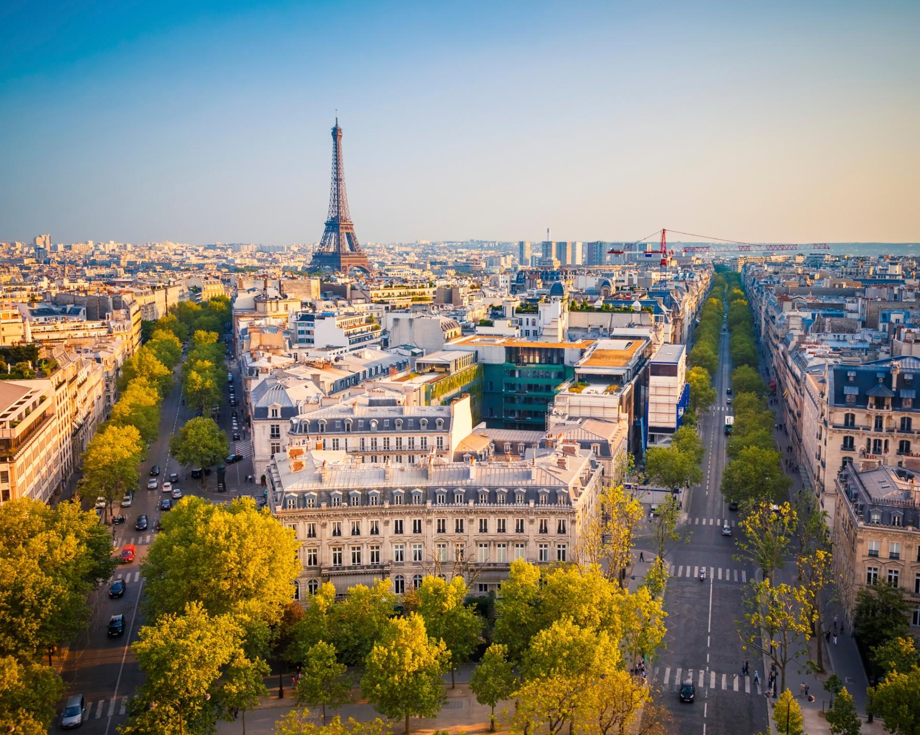 Quartieri di parigi